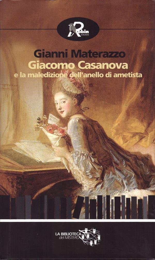 Giacomo Casanova e la maledizione dell'anello di ametista