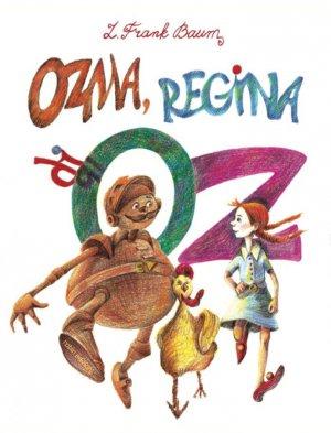 Ozma, regina di Oz